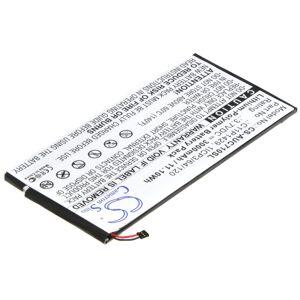 Acer Z710C-AI-BK Batteri 3.7V 3000mAh