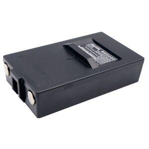 Batteri til HIAB Combi drive 4000 & 5000 Ni-MH 7.2V 2000mAh