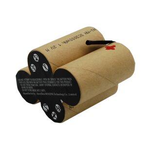 Batteri til Karcher Broom K55 4.8V 3000mAh