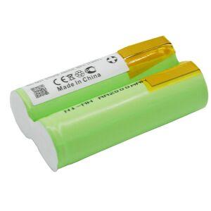 Remington WER6000 Batteri 2.4V 2000mAh