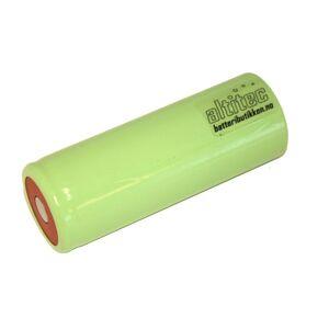 F 1,2V 13Ah NiMH ladbar battericelle 33x90mm