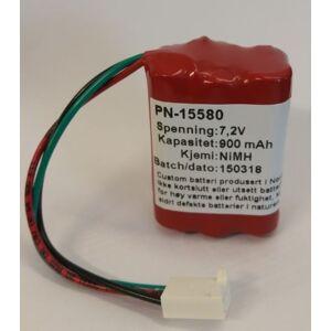 Batteri til GSM mottaker for Safetel/Digiheat/Dimplex anlegg