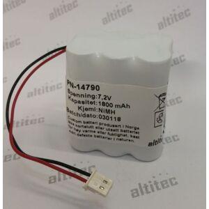 Batteri til VISONIC POWERMAX+ GP130AAM6YMX 7,2V 1800mAh
