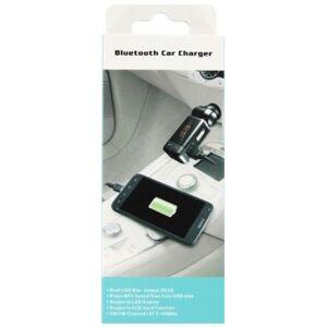 AUX / Bluetooth FM USB Sender/ Bil lader