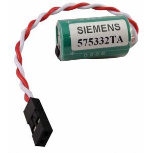 Siemens Batteri til Siemens 575332 PLC/PLS 3V 950 mAh 575332TA, 575332TA
