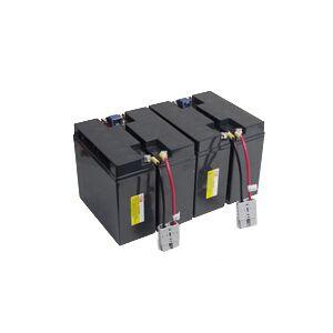 APC RBC55 erstatningsbatteri til APC 24V 18Ah (4x12V 18Ah)