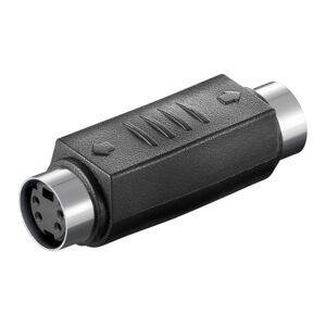Skjøtestykke S-Video (4-pin Mini DIN)