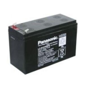 Panasonic - Blybatteri - 12V / 7,2Ah LC-R127R2PG VDS (Panasonic) TILBUD syre bly