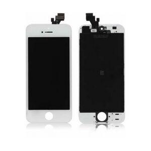 Apple iPhone 5 komplet LCD display+Touch Hvid utstilling komplett berøre skjerm