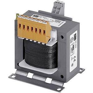 Block Blokk STU 400/2 x 115 Kontrolltransformator, isolasjon transformator, sikkerhet transformator 2 x 115 V AC 400 VA 1.74 A