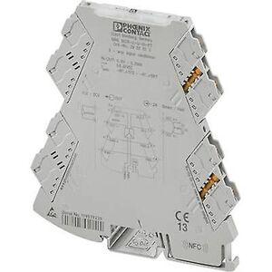 Phoenix Contact 3-veis isolasjon forsterker Phoenix kontakt MINI MCR-2-U-U-PT 2902043 1 eller flere PCer