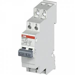 ABB Gruppe bytte 16 A 2 endring-overs 250 V AC ABB 2CCA703030R0001