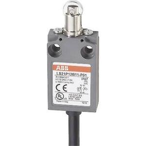 ABB LS21P12B11-P01 grense bryteren 400 V AC 5 A Tappet kortvarig IP67 1 eller flere PCer
