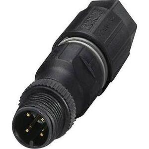 Phoenix Contact Phoenix kontakt 1641769 Sensor/bryter koblingen M12 plugg, rett nr. pins (RJ): 4 1 eller flere PCer