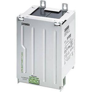 Phoenix Contact Phoenix kontakt UPS-BAT/VRLA/24DC/7.2 AH energilagring