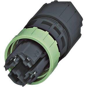 Phoenix Contact Phoenix kontakt 1582205 QPD P 3PE2, 5 9-14 BK QUICKON Plug-in kontakt-serien