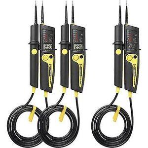 Beha Amprobe PROMOKIT to-polet spenningstester CAT III 690 V, CAT IV 600 V LCD, LED, akustisk, vibrasjon