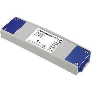 Barthelme CHROMOFLEX Pro stripe 2-kanals LED dimmer 240 W 868,3 MHz 50 m 180 mm 52 mm 22 mm
