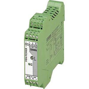 Phoenix Contact Phoenix kontakt MINI-PS-12-24DC/48DC/0.7 rail montert PSU (DIN) 48 V DC 0,7 A 1 x