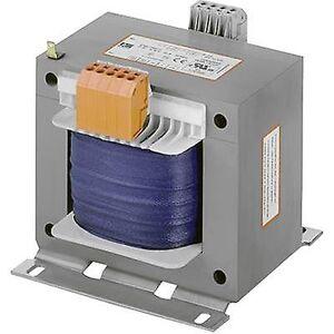 Block Blokk STEU 250/24 sikkerhet transformator, Kontrolltransformator, isolasjon transformator 1 x 230 V, 400 V 2 x 12 V AC 250 VA 10.417 A