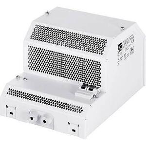 Block Blokk SIM sikkerhet transformator 1 x 230 V 2 x 12 V AC 60 VA 2,50 A