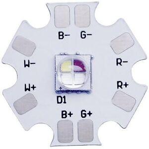 Barthelme RGB Barthelme høy ytelse LED, nøytral hvit EEC: A + (en ++ - E) 14 lm, 46 lm, 80 lm, 87 lm 130 ° 2,25 V, 3,3 V, 3.1 V 3.1 V 350 mA 6100 2026