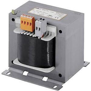 Block Blokk ST 320/23/24 kontroll transformator, isolasjon transformator, sikkerhet transformator 1 x 230 V 1 x 24 V AC 320 VA 13,33 A