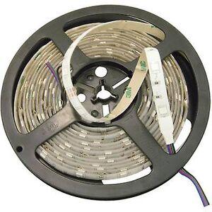 Barthelme Y51516414 182405 LED stripe åpen kabel ender 24 V 502 cm