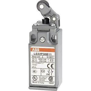 ABB LS32P30B11 grense bryteren 400 V AC 1.8 A spaken kortvarig IP65 1 eller flere PCer