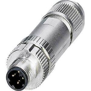 Phoenix Contact Plug-in buss-systemkontakt SACC-MSD-4SC SH PN SCO 1436738 Phoenix kontakt