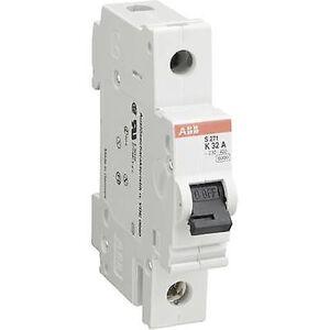 ABB 2CDS251001R0467 strømbryter 1-pinners 16A