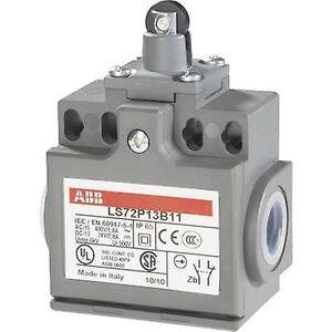 ABB LS72P13B11 grense bryteren 400 V AC 1.8 A Tappet kortvarig IP65 1 eller flere PCer