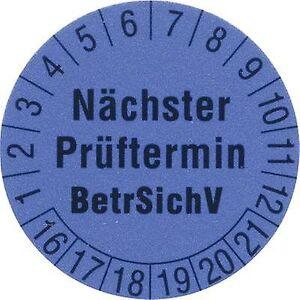 Beha Amprobe 2145963 1239D Test etiketter Inspeksjon label1239 D 1 stk.(s)