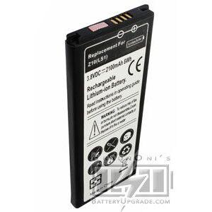 Blackberry Batteri (2100 mAh, Sort) passende til Blackberry BBSTL100-4
