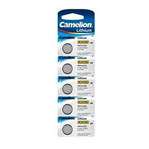 Replay Camelion 5x CR1620 Knappcelle (75 mAh)