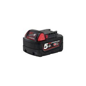 AEG Milwaukee AEG SB2E 18T Super Torque batteri (5000 mAh, Sort, Originalt)
