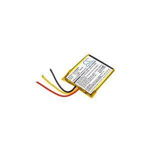 AKG N60 NC batteri (320 mAh, Sort)