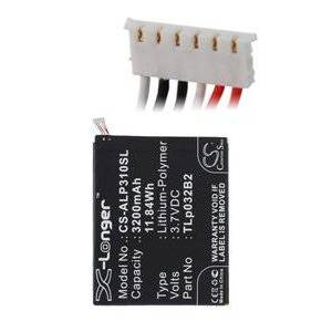 Alcatel One Touch Pop 7 batteri (3200 mAh)