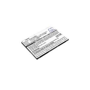 Alcatel OT-T60 batteri (2900 mAh, Sort)