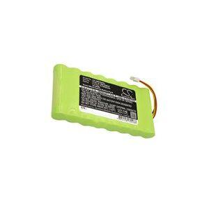 AMC OX Oscilloscopes batteri (3600 mAh, Grønn)