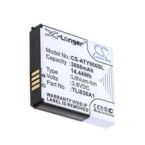 Alcatel Y900NB batteri (3800 mAh)