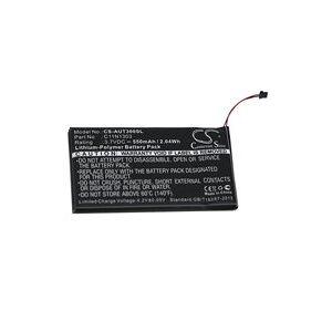 Asus Transformer Book T300LA Keyboard batteri (550 mAh, Sort)