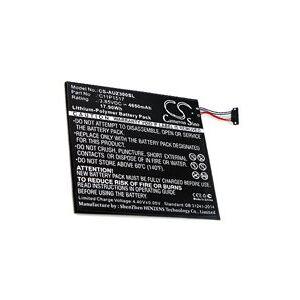 Asus Pad ZenPad ZenPad 10 Z300M batteri (4650 mAh, Sort)