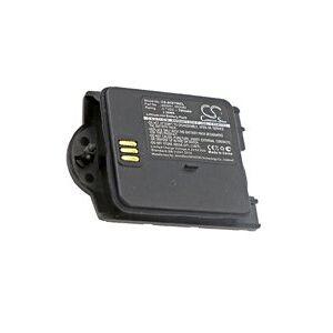 Ascom Talker 9D24 MKI batteri (700 mAh, Sort)