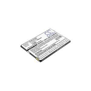 Blu C050 batteri (1800 mAh, Sort)