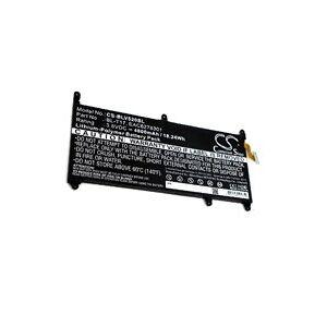 LG G Pad X 8.3 batteri (4800 mAh, Sort)
