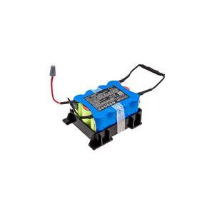 Siemens VBH14401/04 batteri (2000 mAh, Sort)