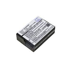Canon EOS 700D batteri (1300 mAh, Sort)