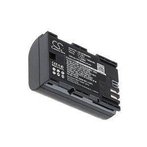 Canon EOS 60D batteri (1600 mAh)