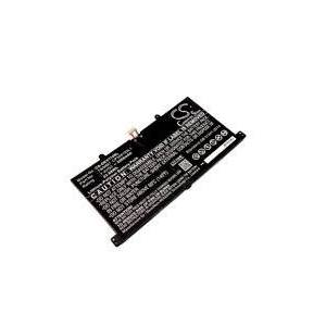 Dell Venue 11 Pro Keyboard Dock batteri (3200 mAh, Sort)